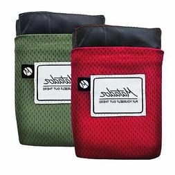 Matador Pocket Blanket Picnic Beach Festival Adventure Campi