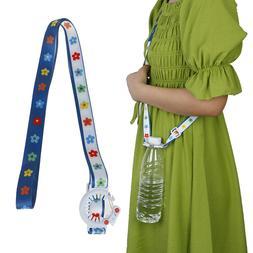 Portable Travel Accessories Suitcase Water Bottle Buckle Lan