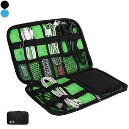 Portable Travel Gadget Organizer Bag Electronics Accessories