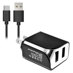 Rapid Home Travel USB Type C Wall Charger Adaptor for ZTE Ce