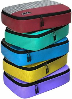 Small Packing Cubes For Travel 4 PC Luggage Accessories Orga