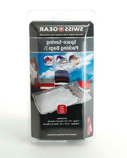 SWISS GEAR Space Saving Packing Camping Travel Bags, 1 Lg, 3