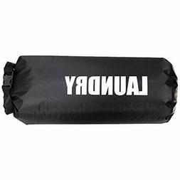 Space-Saving Travel  Laundry Bag, 15L, Black, Clothing