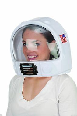 Adult Toy Space Helmet Nasa Astronaut Hat Mask Plastic Costu