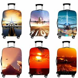 Travel Accessories Luggage Protection Dust Cover Elasticity