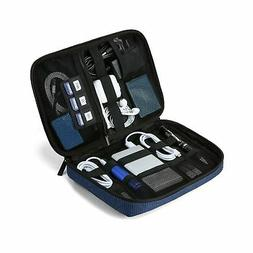 BAGSMART Travel Cable Organizer Cases Electronics Accessorie