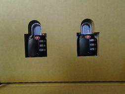 Acrodo TSA Approved All Metal International Travel Luggage L