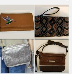 Women's Pocketbook Purse Handbag Leather NEW Crossbody Bag T