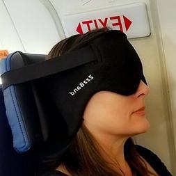 ZzzBand - Pilot Created Travel Pillow Alternative - The Neck